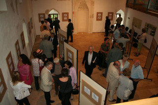 k-pinter-tamas-with-crayon-in-turkey-exhibition